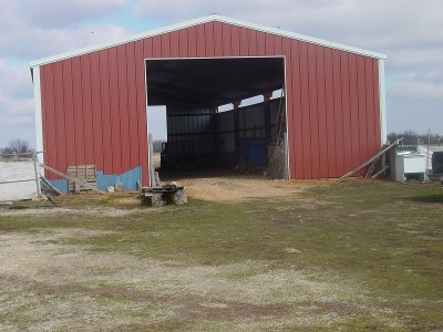 #298 Open Barn Door